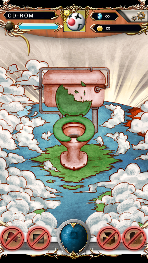 Washing Toilet of Tower- screenshot