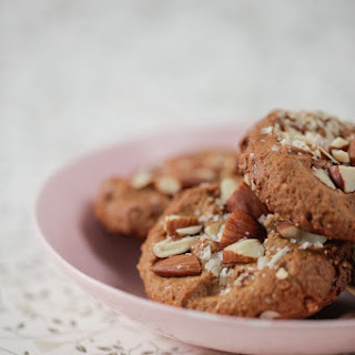 Salted Nut Butter Cookies.