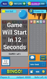 Lucky Bingo - screenshot thumbnail