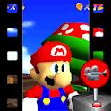 YVGuide: Super Mario 64 DS logo