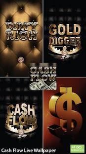 Cash Flow Live Wallpaper- screenshot thumbnail