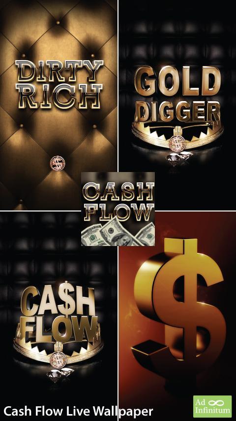 Cash Flow Live Wallpaper- screenshot
