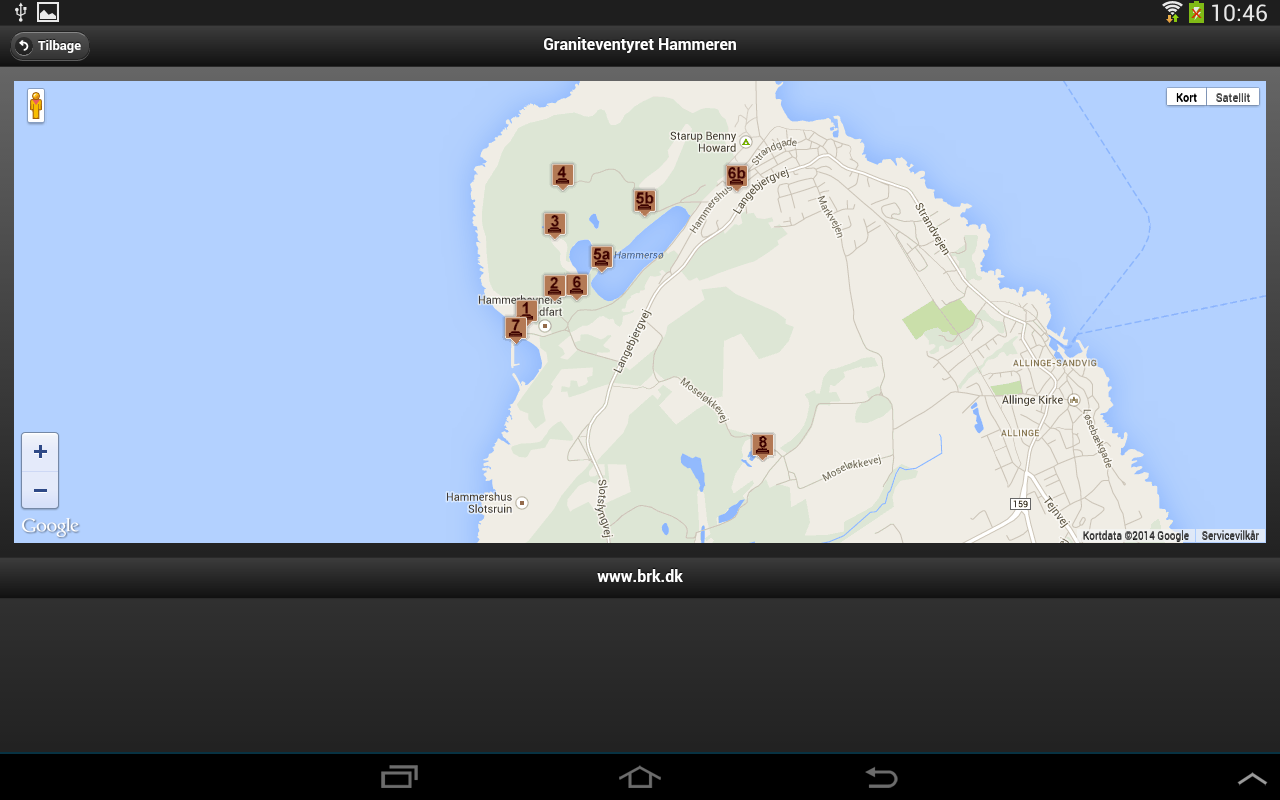 Graniteventyret Hammeren - screenshot