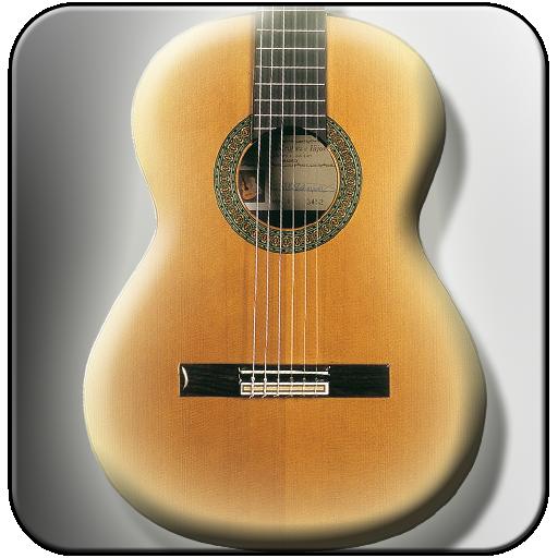 西班牙吉他 音樂 App LOGO-APP試玩