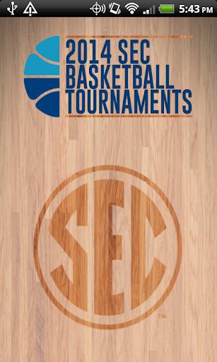 SEC Basketball Tournaments