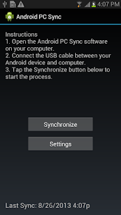 玩商業App|Outlook USB Sync for Android免費|APP試玩