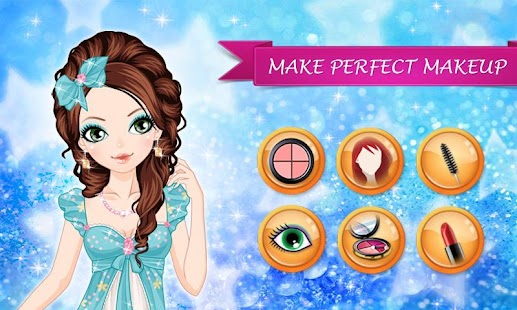 Game Fairy Princess Makeover Salon APK for Windows Phone