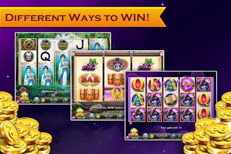 Slots Neverland: slot machines- screenshot thumbnail