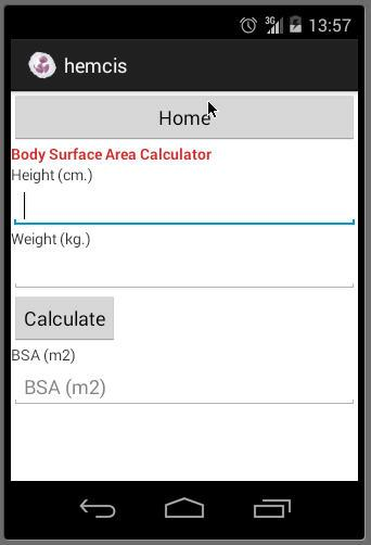 【免費醫療App】HemCIS Hematology Calculator-APP點子