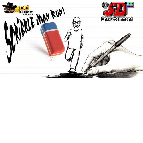 玩免費賽車遊戲APP 下載Scribble Man Run! app不用錢 硬是要APP