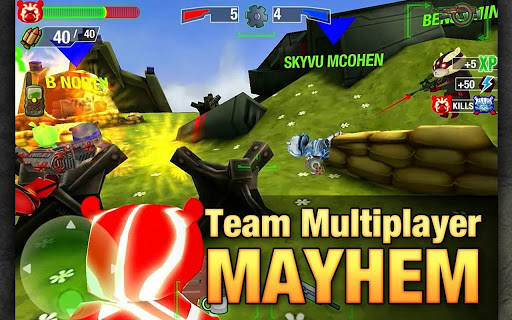 Top Application and Games Free Download Battle Bears Royale 1.4 APK File