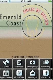 Emerald Coast Smiles- screenshot thumbnail