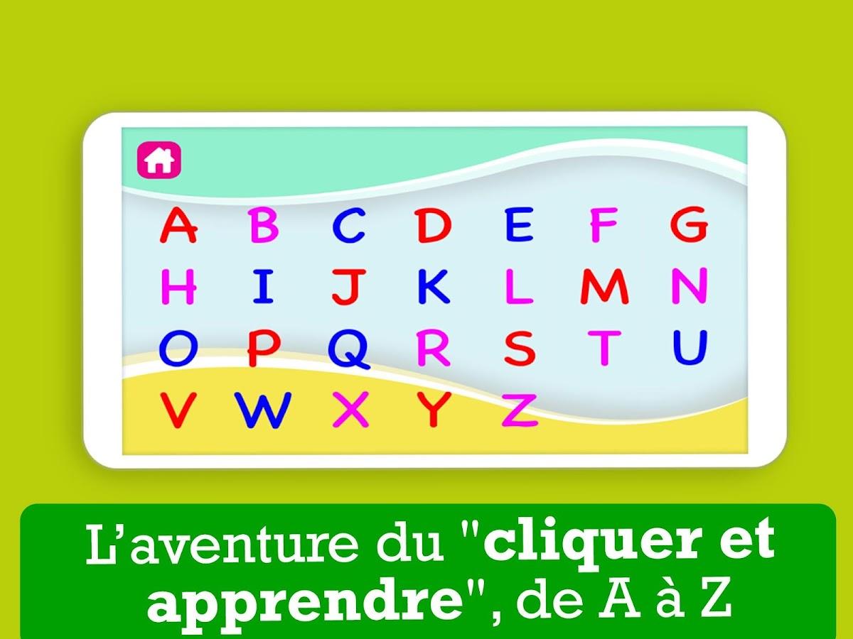 Fabuleux Apprendre L'alphabet français – Applications Android sur Google Play XS44