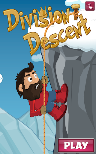 【免費教育App】Division Descent-APP點子
