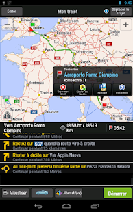 CoPilot Premium Europe l'Ouest - screenshot thumbnail