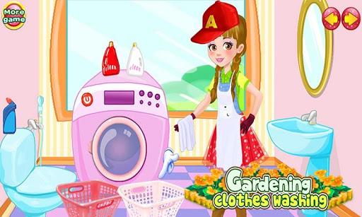 衣服洗清洗遊戲