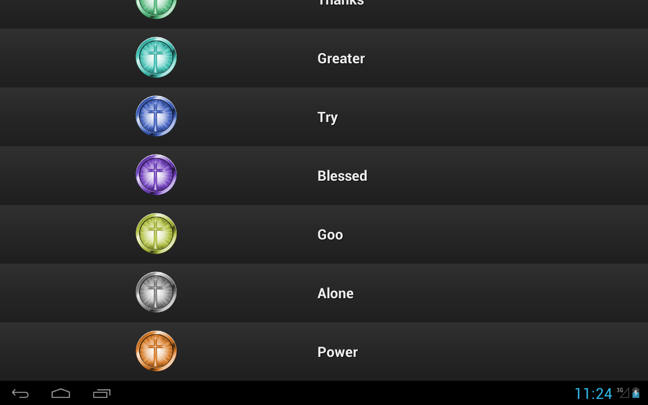 Free Christian Ringtones - screenshot
