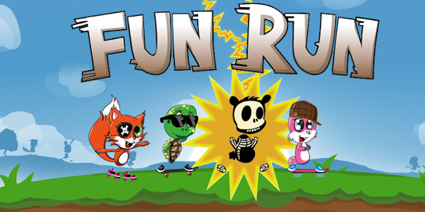 [Fun Run - Multiplayer Race] Screenshot 1