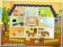 Screenshot of My house - fun for kids