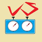 対局時計シンプル