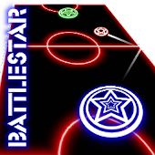 BattleStar Glow Hockey