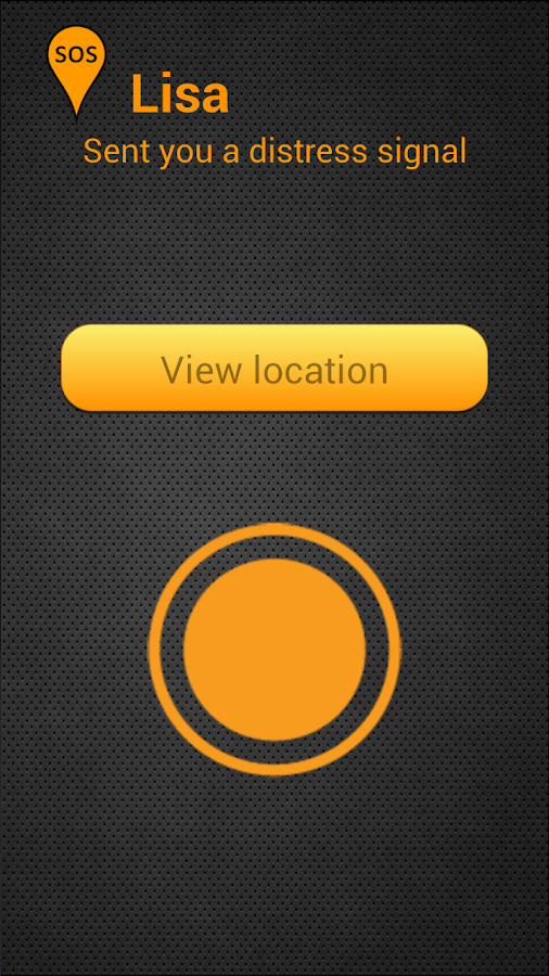 SafeSpot - screenshot