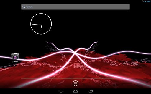 【免費個人化App】Lightning Star Live Wallpaper-APP點子