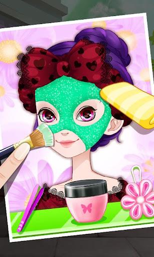 High School Queen Beauty Salon