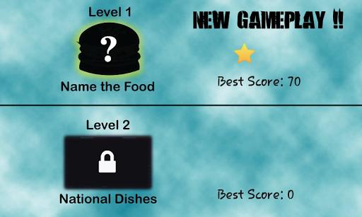Food Quiz