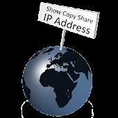 IP - show my IP