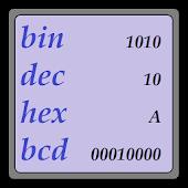 Numeral systems, bin-dec-hex