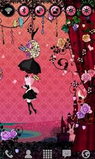 玩個人化App|Fairy Night Garden Widget免費|APP試玩