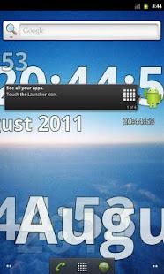 Time Flies LW- screenshot thumbnail