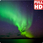 Aurora Borealis Live Wallpaper icon
