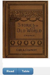 STORIES OF THE OLD WORLD.