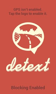detext - Safe Driving App - screenshot thumbnail