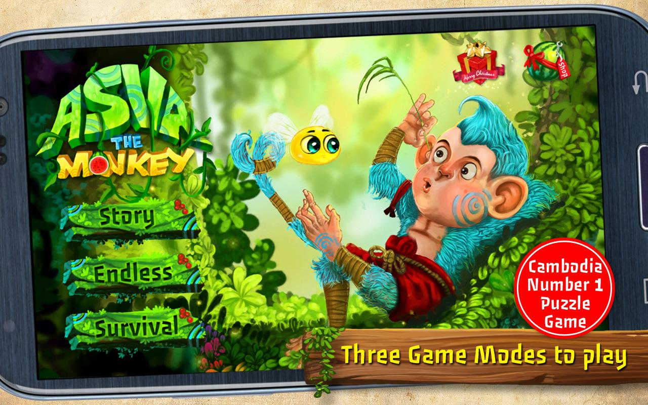 Asva The Monkey- screenshot