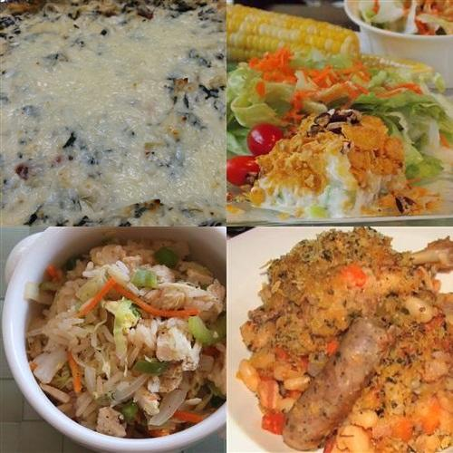 QUICK DINNERS RECIPES