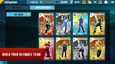 Indiagames Cricket Card Battle 11.0.1 screenshot 148224