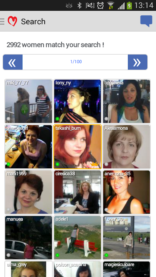 Sentimente - dating new people- screenshot