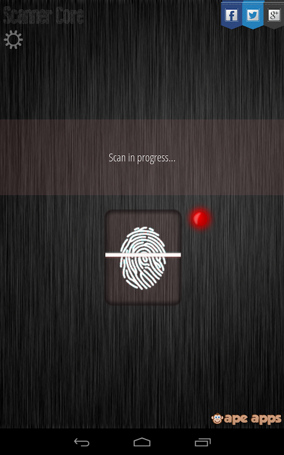Death Scanner - screenshot