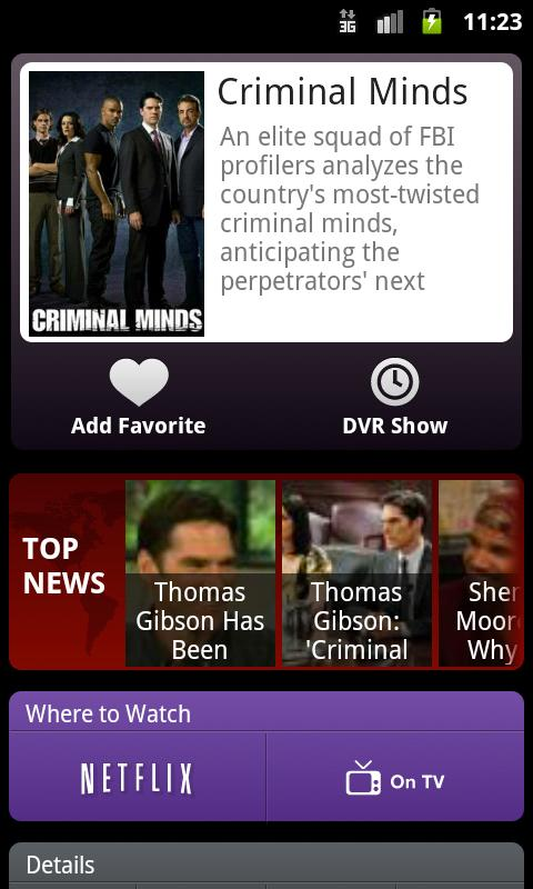 i.TV - screenshot