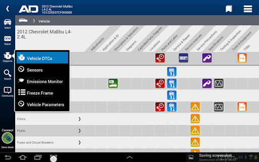 ALLDATA Mobile 1.50.23.192 screenshots 4