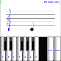 1 learn sight read music notes icon