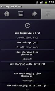 Battery level PRO v15.0
