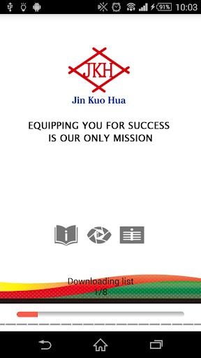 Jin Kuo Hua