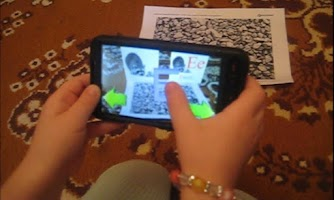 Screenshot of Азбука AR Demo