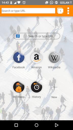 Webs - Web Browser Social