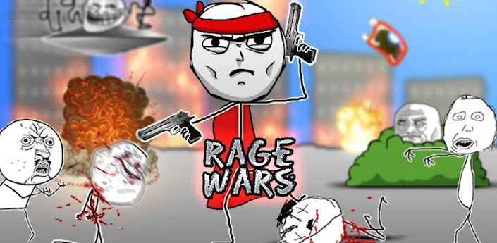 Rage Wars - Meme Shooter