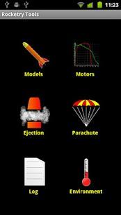 Rocketry Tools- screenshot thumbnail